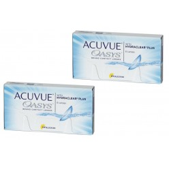 Acuvue Oasys with Hydroclear Plus 2 Упаковки