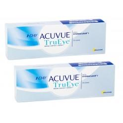 1-Day Acuvue TruEye Две Упаковки
