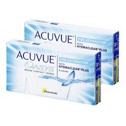 ACUVUE OASYS for ASTIGMATISM 2 Упаковки