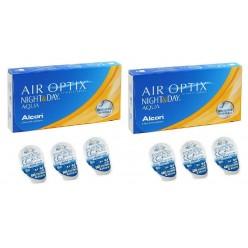 Air Optix Night & Day Aqua 2 Упаковки