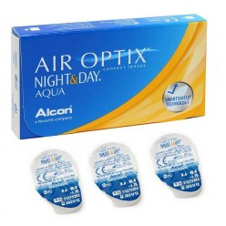 Air Optix Night & Day Aqua Упаковка