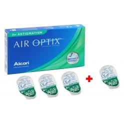 Air Optix for ASTIGMATISM Упаковка 3+1