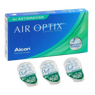 Air Optix for ASTIGMATISM Упаковка