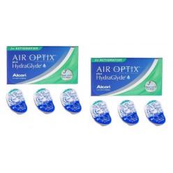 Air Optix plus HydraGlyde for ASTIGMATISM 2 Упаковки