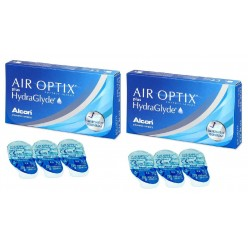 Air Optix HydraGlyde 2 упаковки