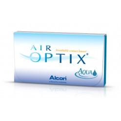 Air Optix Aqua Упаковка