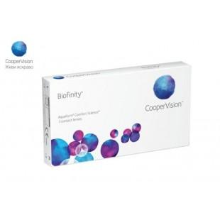 Biofinity Упаковка