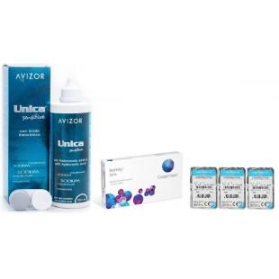 Biofinity Toric Упаковка + Unica 350