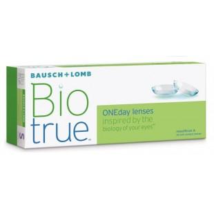 Biotrue ONEday 30+5