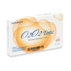 O2O2 Toric Упаковка
