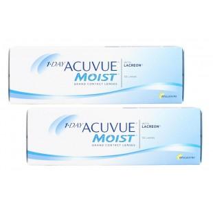 1-Day Acuvue Moist Две Упаковки
