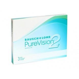 PureVision 2 HD Упаковка 3 линзы