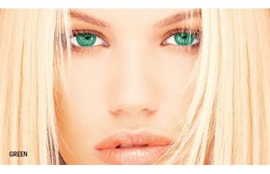 Новый цвет глаз!